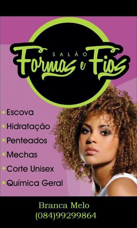 SALÃO FORMAS E FIOS EM ITAÚ-RN