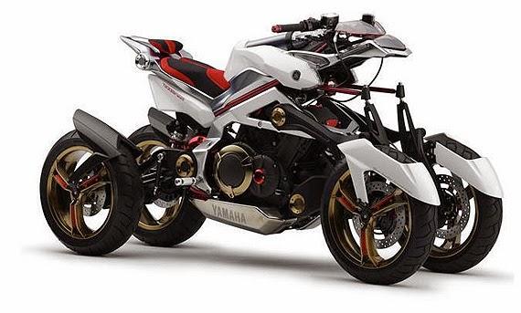 Moto Quatro Rodas