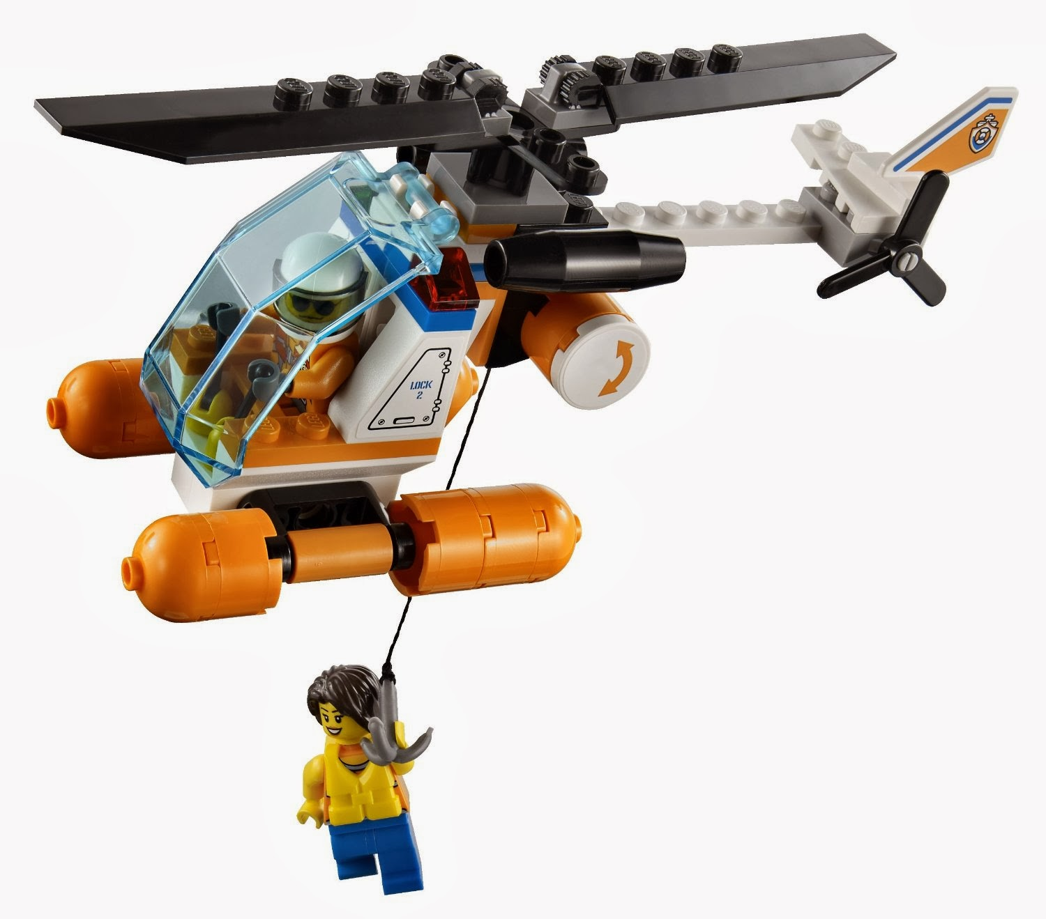 toy helicopters with Lego Coast Guard Patrol on Watch in addition Tower Pieces Wood Colors Game YINGQIER additionally Doll Jolina Ballerina 34cm ZAPF CREATION together with 1415 also Watch.