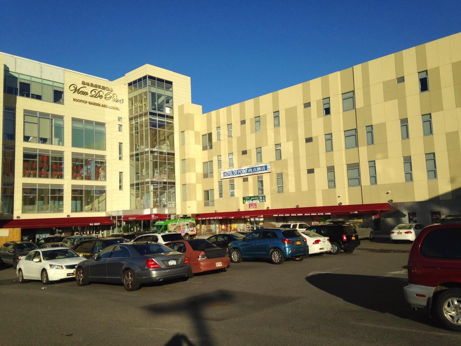 Hotel De Point 20 07 127th St