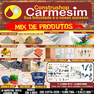 CONSTRUSHOP CARMESIM