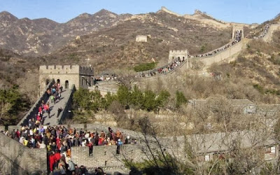 Famous-Place-the-wall-of-china