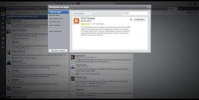 Directorio de Apps de Hootsuite_RSS
