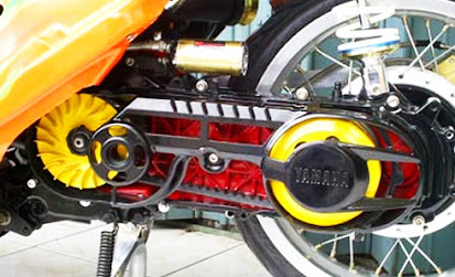 Tips dan Cara Mengatasi Getaran Transmisi Pada Yamaha Mio