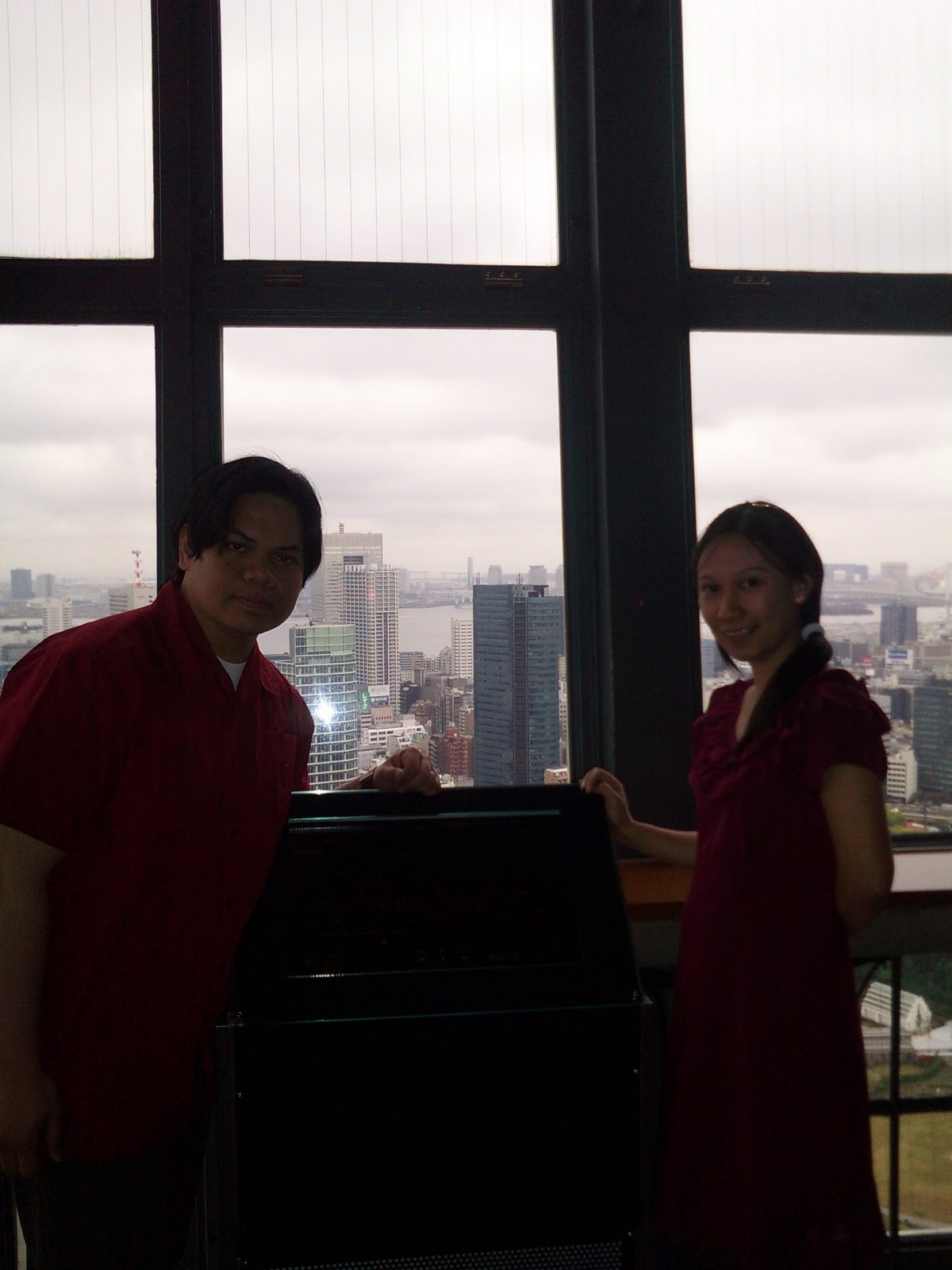 Tokyo Japan Tokyo Tower Observatory