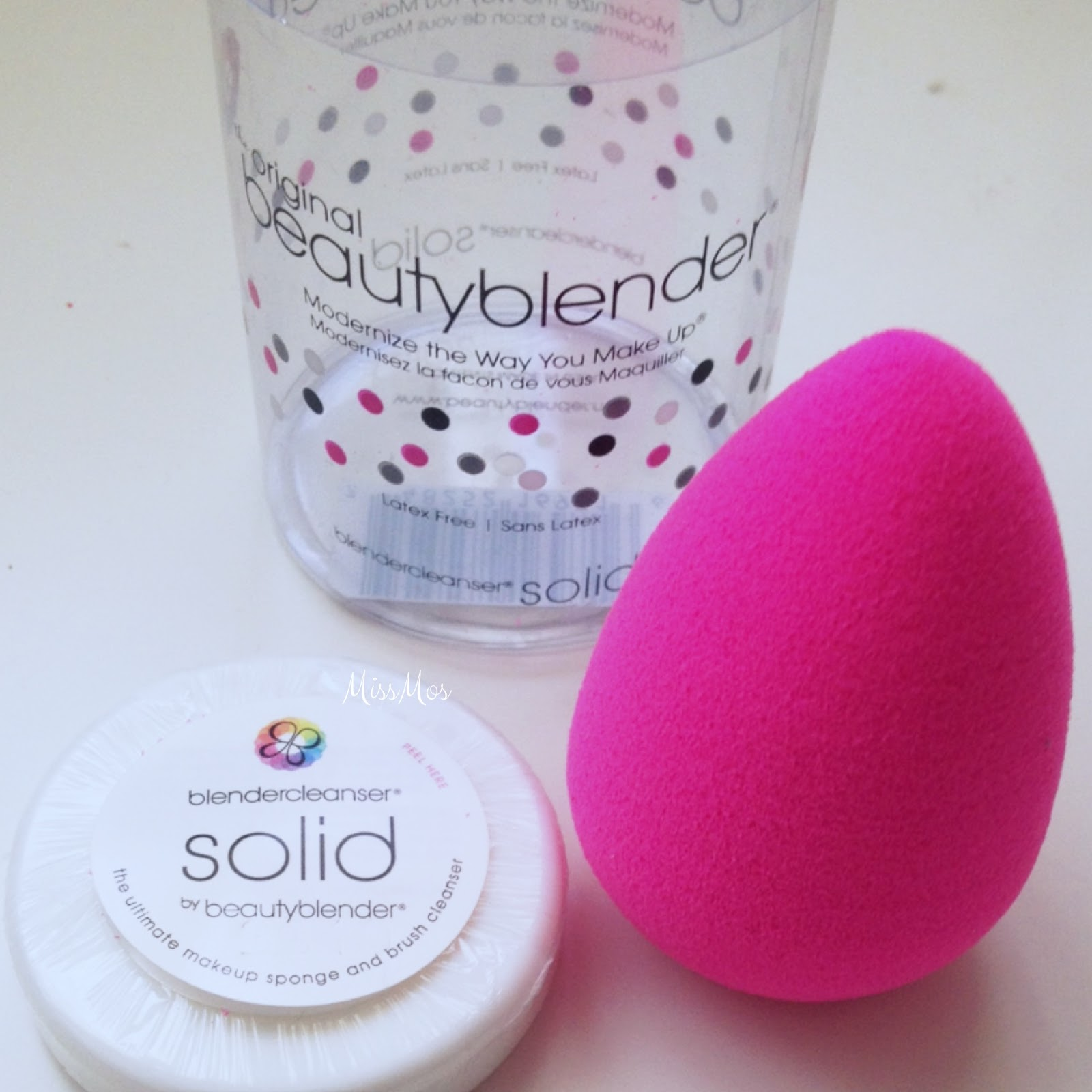 Beauty Blender Solid