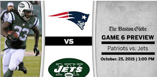 New England Patriots vs. New York Jets, New England Patriots, New York Jets, NFL