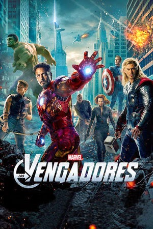 Poster The Avengers 2012