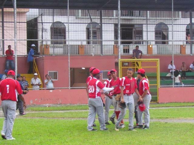 Torneo Béisbol Colegial 2014
