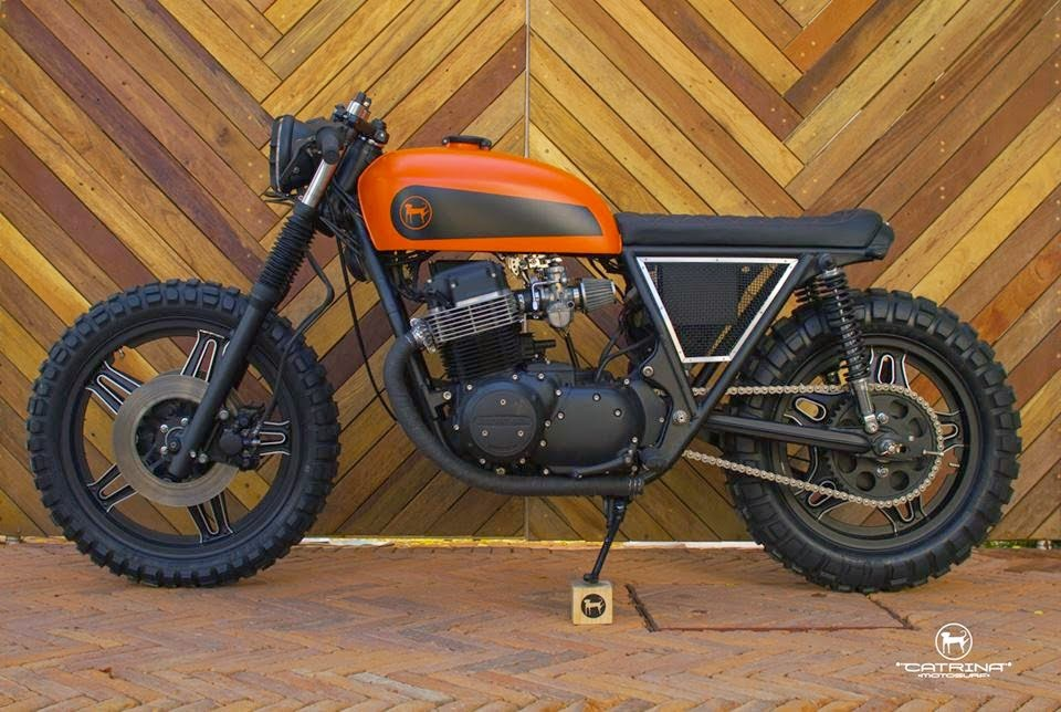 Cafe Racer Loondon