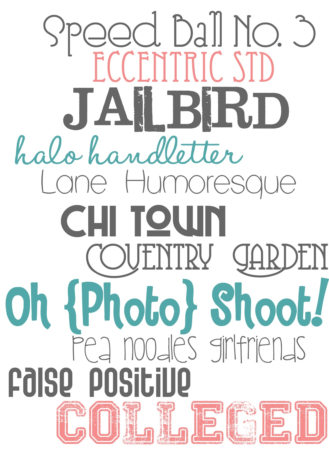 fonts to download