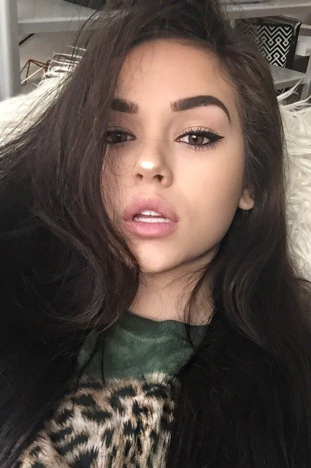 maggie lindemann without makeup