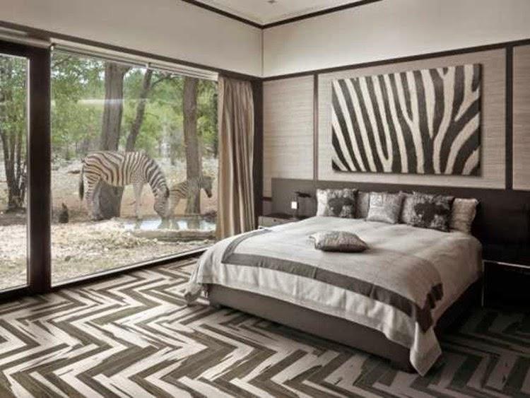 Contoh Desain Keramik Kamar Tidur Minimalis Modern