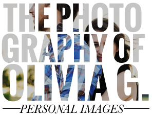 the photography of olivia g.