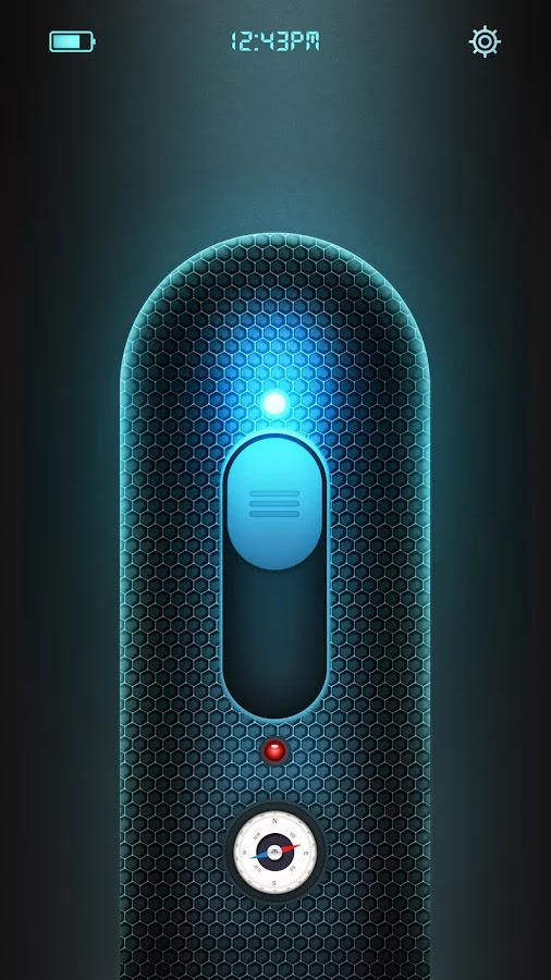 2048 Futuristic Flashlight PRO v1.0.1