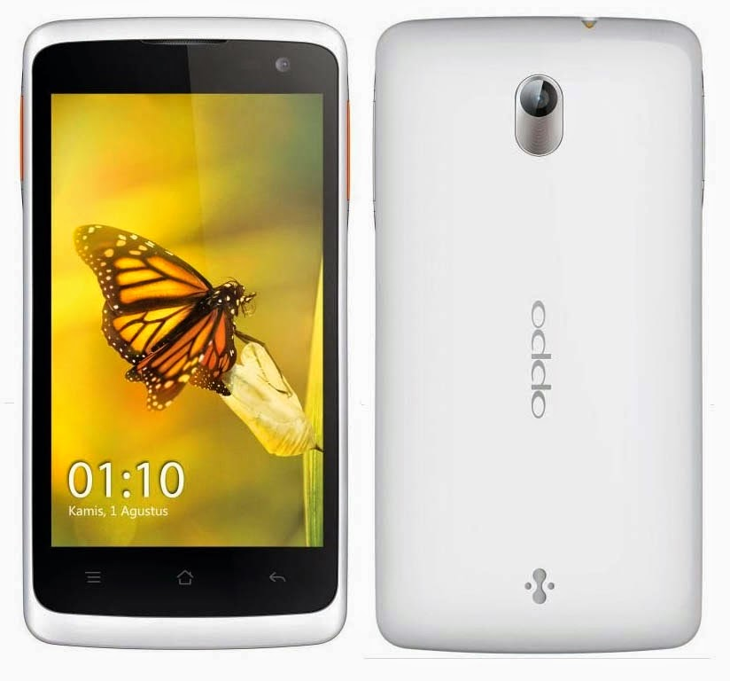 Harga Dan Spesifikasi Oppo Find Muse 4 GB Terbaru, Android v.4.2 Jelly Bean Plus Dual-Core