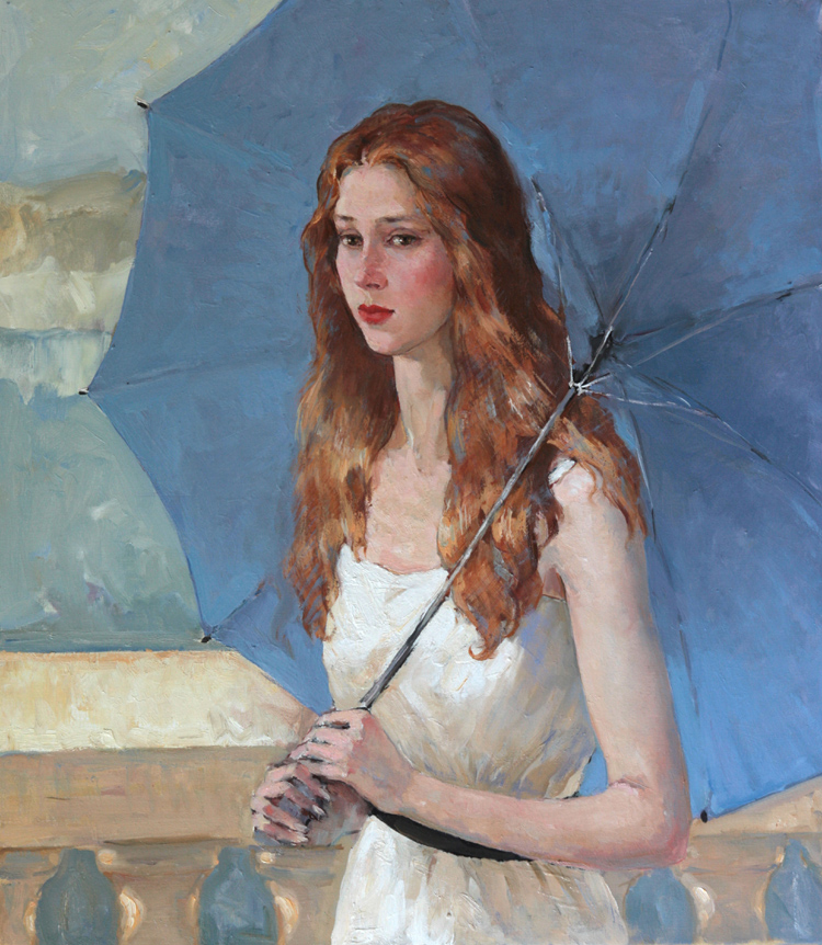 Katya Gridneva [Катя Гриднева] 1965 | Ukrainian Figurative painter