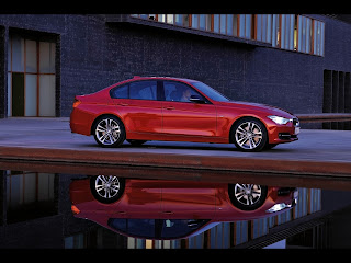 BMW 3 Series 2012 Wallpaper - free download wallpapers