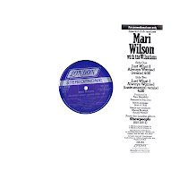 Mari Wilson - Just What I Always Wanted (US 12'' Promo)