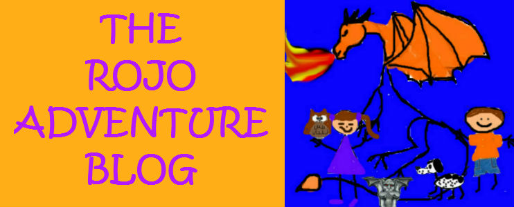 THE ROJO ADVENTURE BLOG