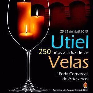 250 años a la luz de las velas en Utiel