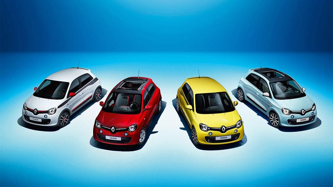 Renault Twingo top