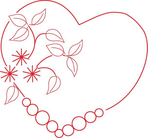 Cool heart designs