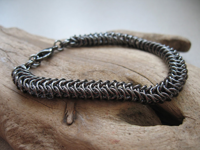 Gun Metal Box Chain