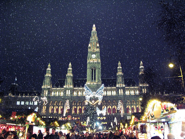 vienna part II. + some christmassy pics : )