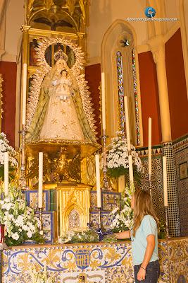 Ofrenda floral CD Ciudad de Alcalá