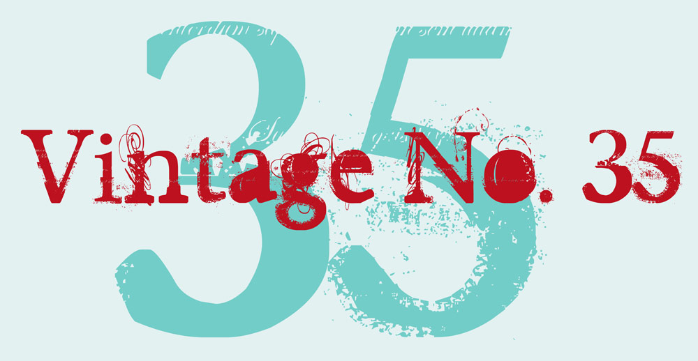 Vintage No. 35
