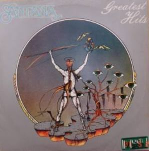 Santana - Greatest Hits Vinil (1982)