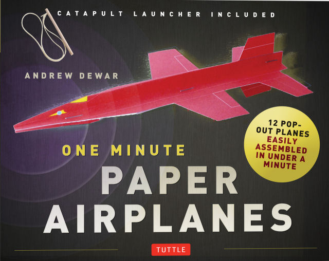Review- One Minute Paper Airplanes