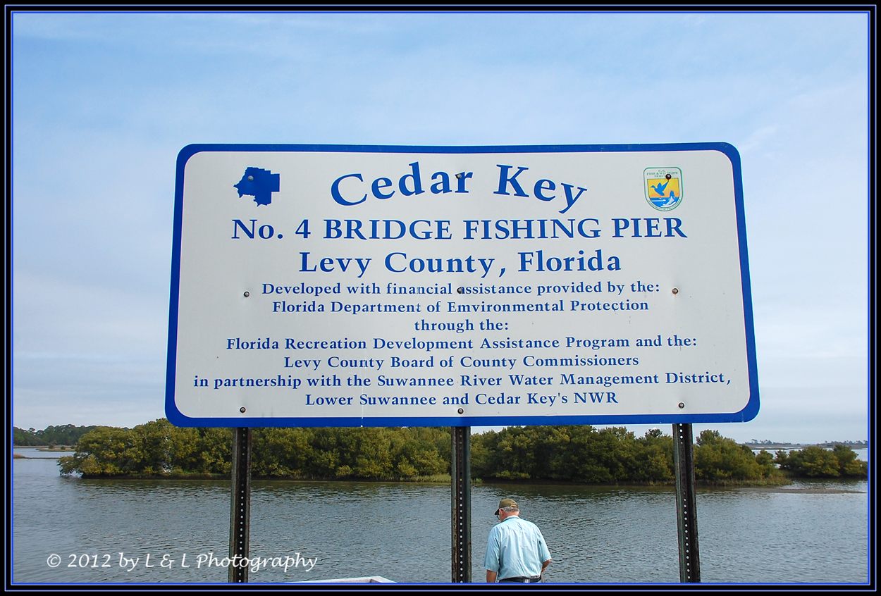 Cedar key florida photos cedar key no 4 bridge fishing for Cedar key fl fishing