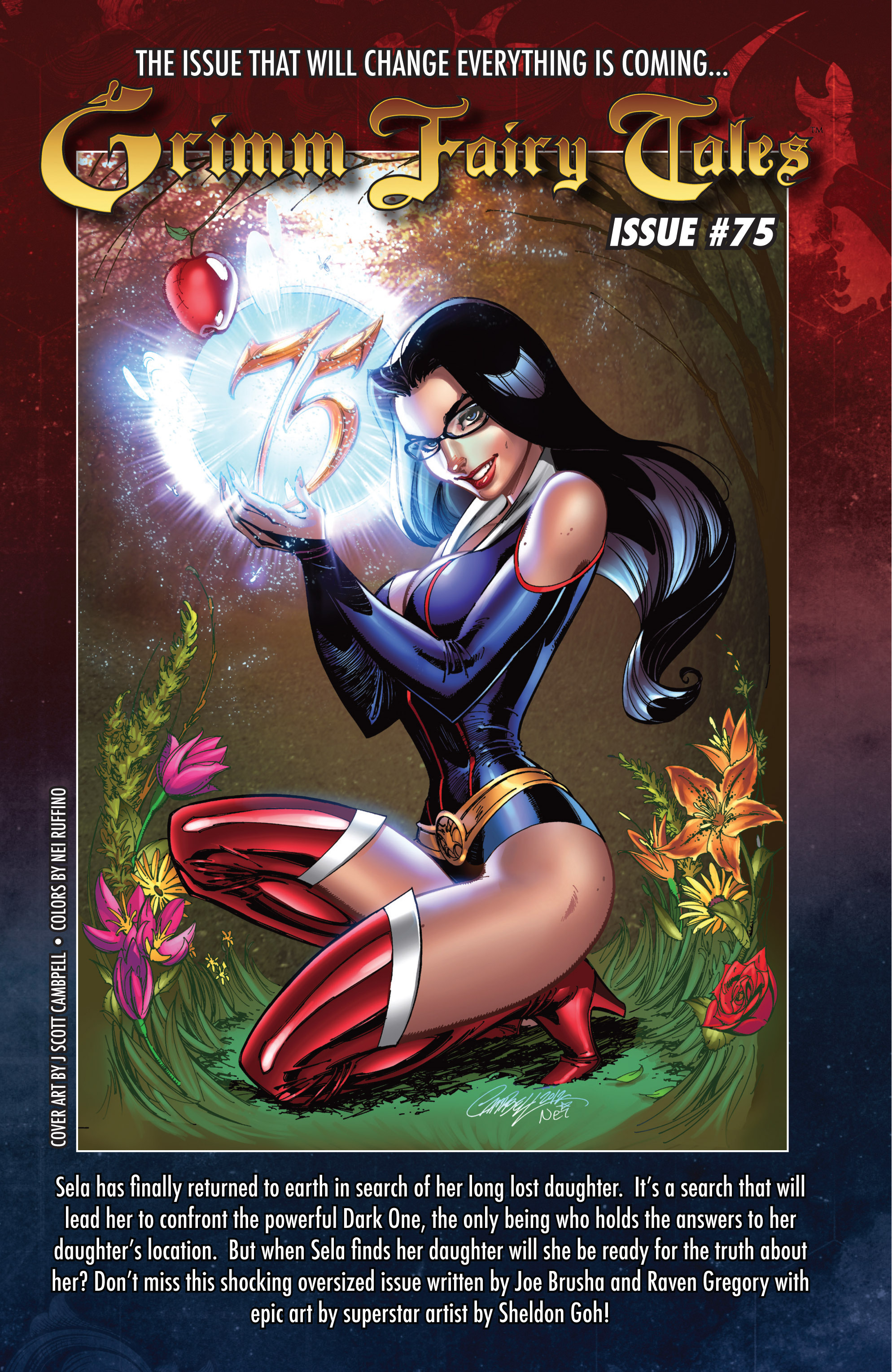 Grimm Fairy Tales (2005) Issue #74 #77 - English 21