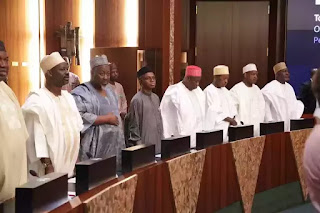 Governors in emergency meeting at Aso Rock