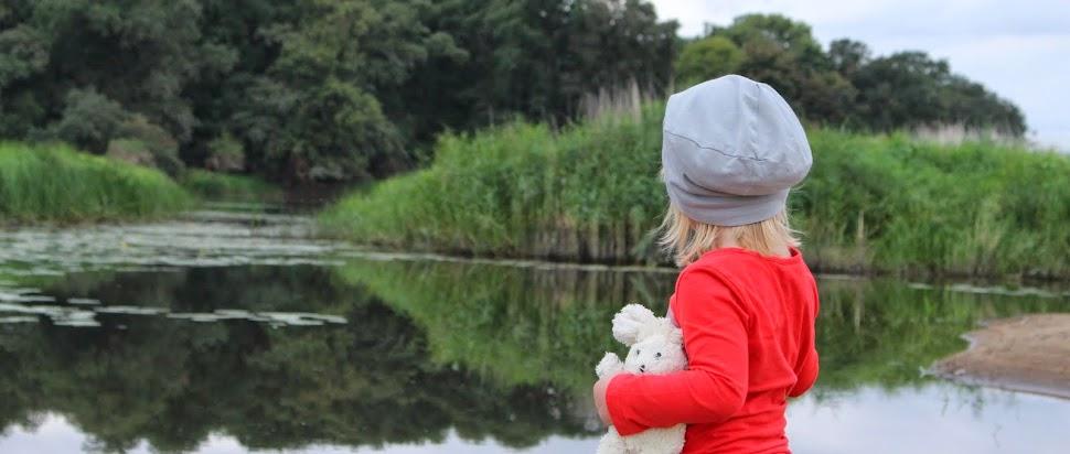 Die Welt mit Kinderaugen sehen... und los geht´s...
