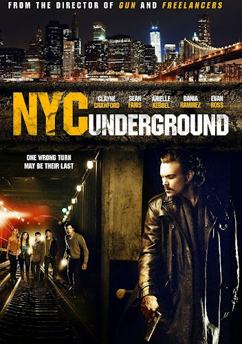 N.Y.C. Underground (BRRip HD Inglés Subtitulada) (2013)