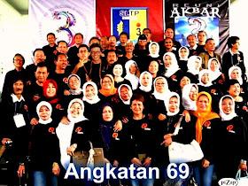 Alumni angkatan 1969 smpn 3 bdg