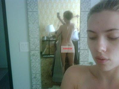 Scarlett Johansson bugil