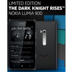 lumia batman edition