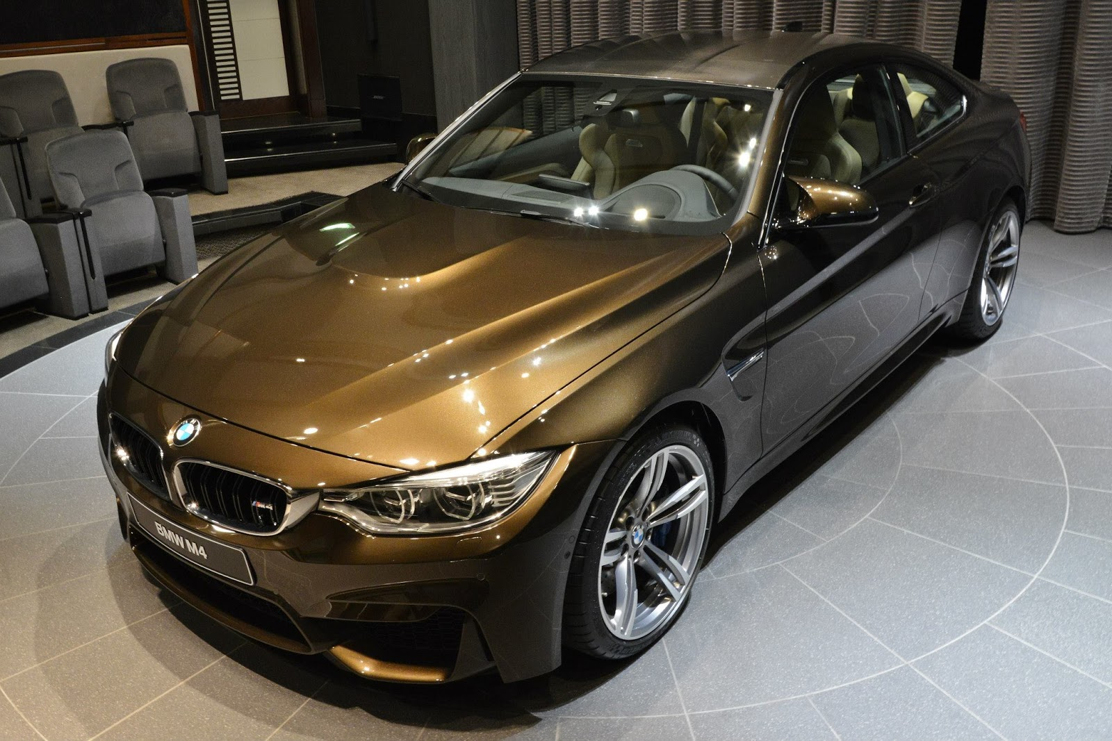 BMW M4 Individual In Pyrite Brown: Sweet As Chocolate Or Bitter As Coffee?  | Carscoops
