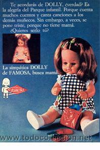 Anuncios de muñecas..