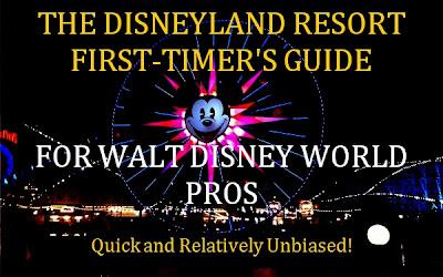 Disneyland Guide WDW Pros Veterans