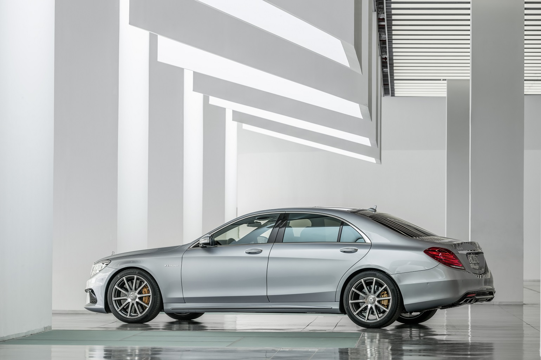2014 Mercedes-Benz S63 AMG