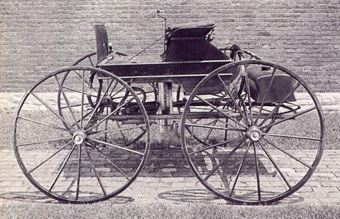 Who Invented The First Car : Can You Guess Who Is He?:Do You Know ...