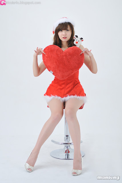 6 Santa Jung Se On-very cute asian girl-girlcute4u.blogspot.com