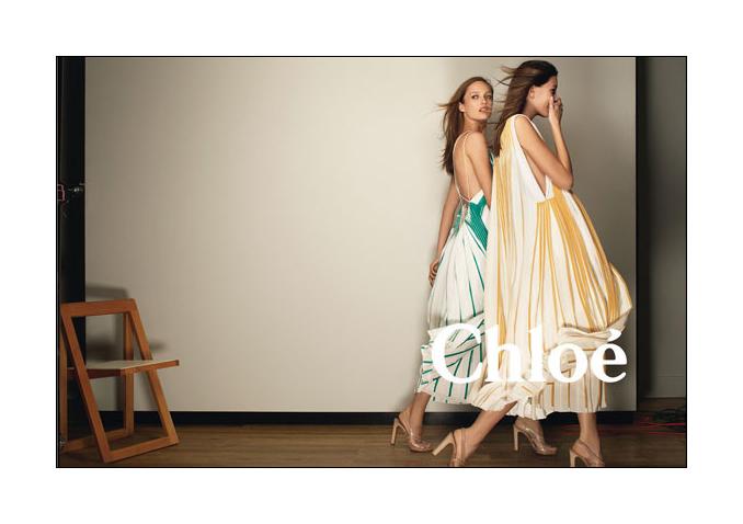 Chloe(クロエ)壁紙にも使えそうな可愛い広告写真まとめ