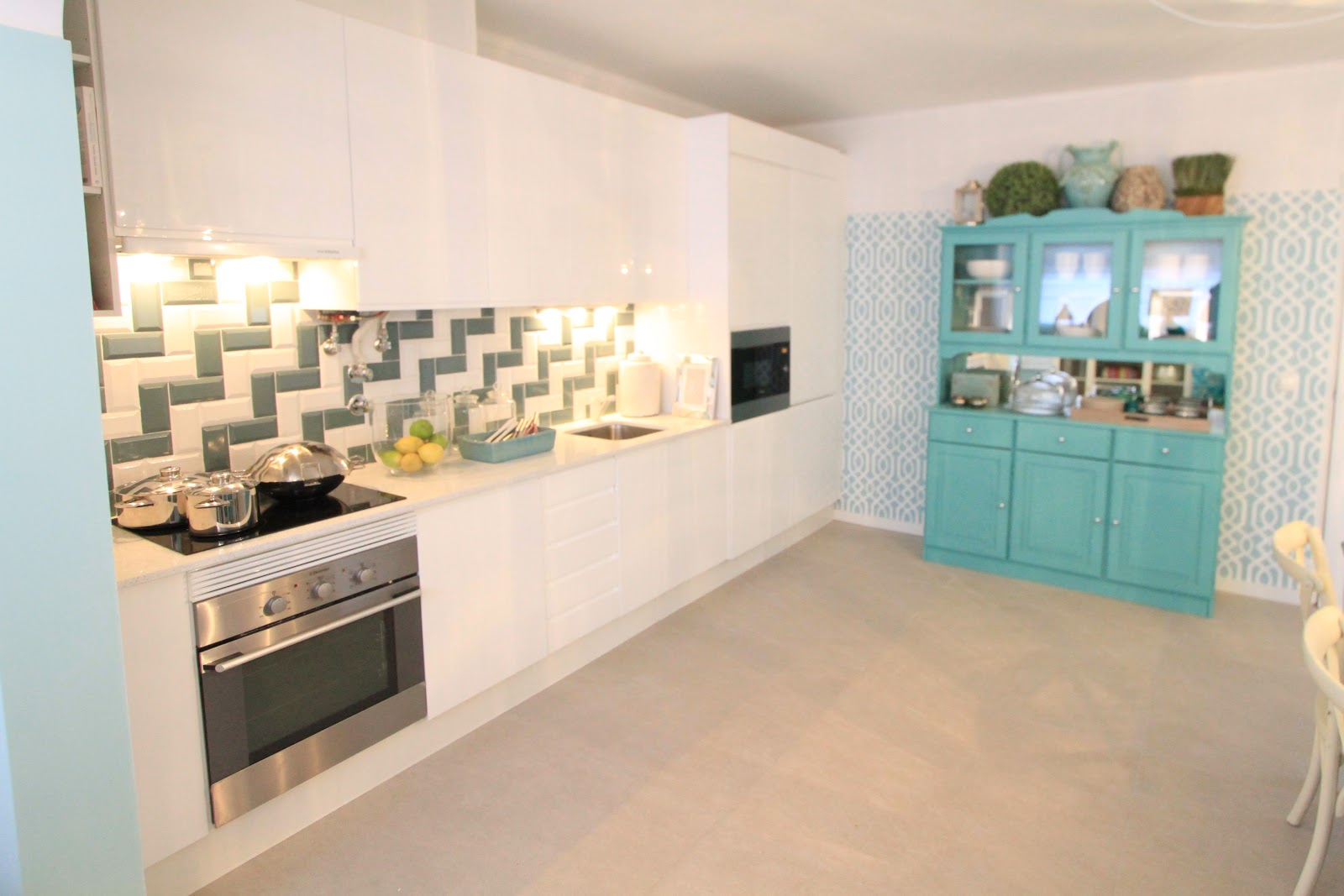 Home Styling  Querido Mudei a Casa Tv show Before and After