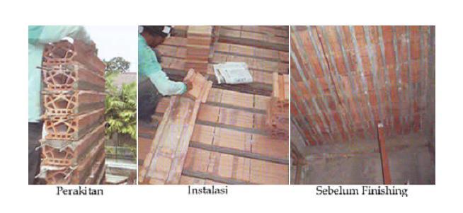 teknologi alternatif dak rumah bertingkat tata kota